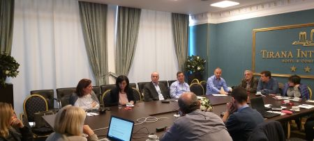 GEF Adriatic partners met in Tirana