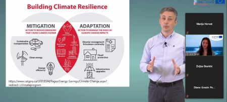 Knowledge platform on climate change adaptation launched