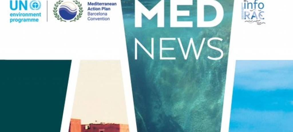 UNEP/MAP-Barcelona Convention Secretariat's newsletter is now available