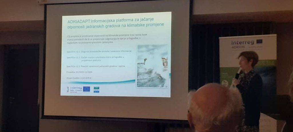 """National workshop of the """"I-STORMS"""" project held in Zagreb"""