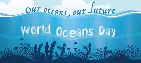 Happy worlds ocean day!