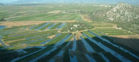 Cross-border project on Neretva Delta