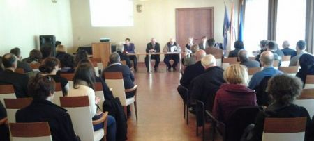 "First ""Climagine"" workshop in Šibenik"