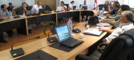Climatic Variability and Change project in Tunisia