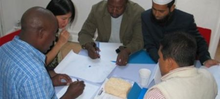 Training on ISCD for the MENA region