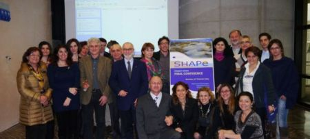 SHAPE successfully concluded