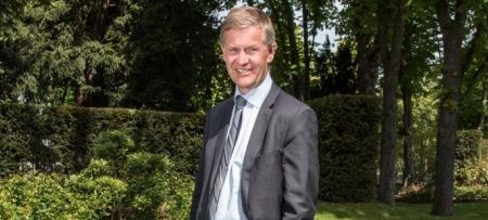 Mr. Erik Solheim, UN Under-Secretary-General, new UNEP Executive Director