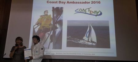"The Mediterranean celebrates Coast Day ""Blue economy for a healthy Mediterranean"""