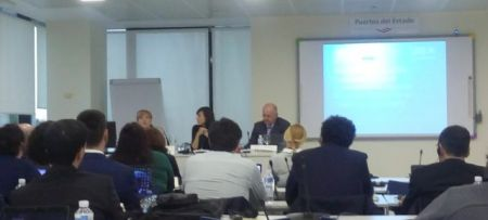 CORMON on Coast and Hydrography met in Madrid
