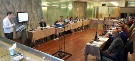 EcAp Med II workshop discussed Coast and Hydrography indicators