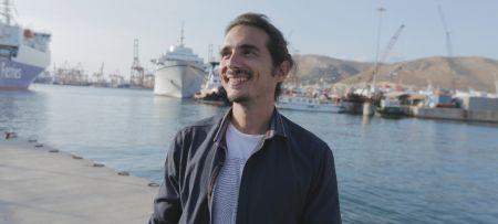 Lefteris Arapakis of Greece announced as Ambassador for the Mediterranean Coast