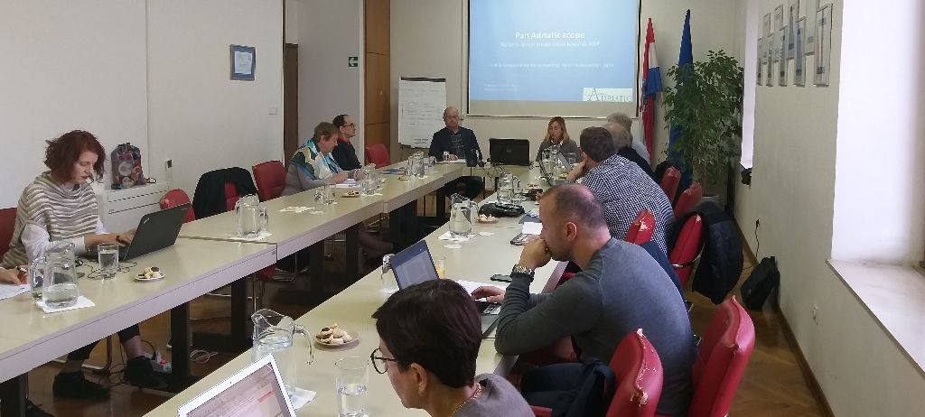 Final Sub-regional meeting: Adriatic-Ionian cooperation towards MSP