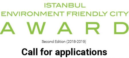 2nd Edition of the Istanbul Environment Friendly City Award
