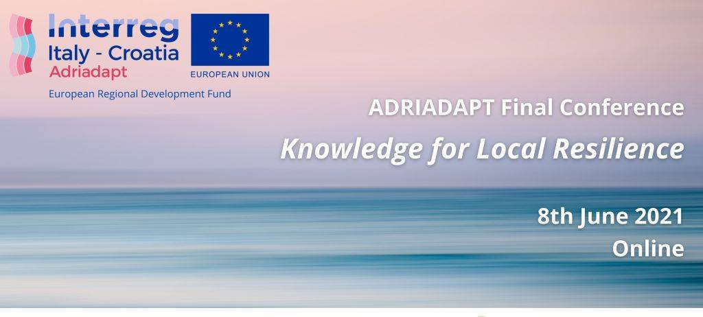 AdriAdapt final conference held