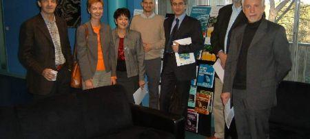 SMAP III and indicators meetings in Sophia Antipolis