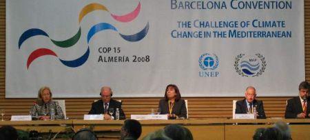 CoP 15 in Almeria