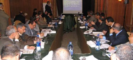Vision workshop on ICZM Strategy for Egypt
