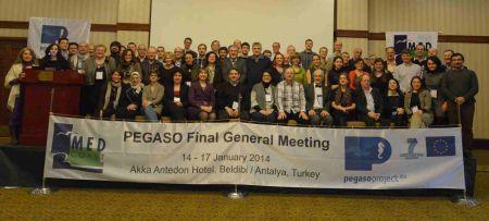PEGASO stepping towards the future
