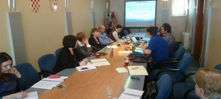 Co-operation with Šibenik-Knin County in full swing