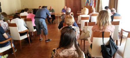 Harmonisation Meeting for the Coastal Plan of the Šibenik-Knin County