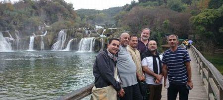 Visit of Jordanian MSP experts