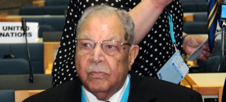 UNEP mourns passing of Former Executive Director, Mostafa Tolba