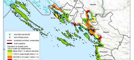 Coastal Plan for the Šibenik-Knin County – a desirable model for coastal regions