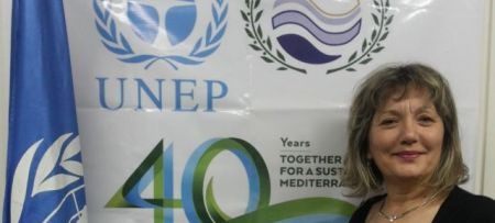 And the winner is … Ms. Tatiana Hema, from UNEP/MAP- Barcelona Convention