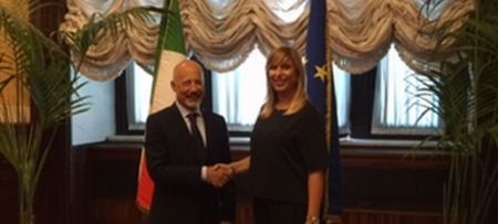 The Italian Ministry of Environment and UNEP/MAP sign a 4.5 million Euro Cooperation Agreement for the Protection of the Sea