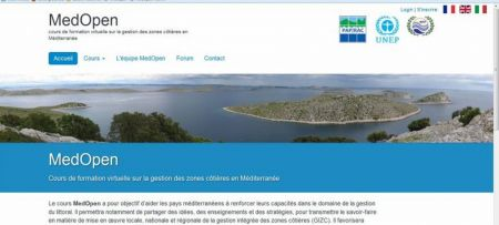 MedOpen ICZM Advanced in French launched this morning