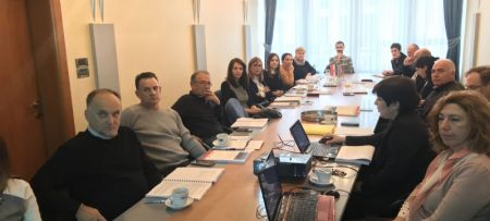 First meeting of the County Committee for ICZM