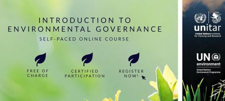 A free online course by InforMEA - Enroll now!