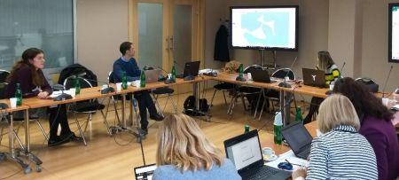 GEF Adriatic partners met in Podgorica