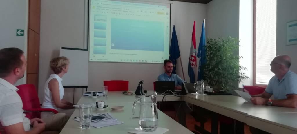 MedProgramme CP2.1 coordination meeting between PAP / RAC and Plan Bleu