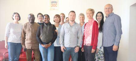 Benguela Current Commission representatives visited PAP/RAC